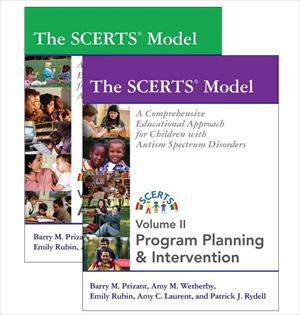 The SCERTS Manual: A Comprehensive Educational Approach for Children with Autism Spectrum Disorders (2 Volume Set)