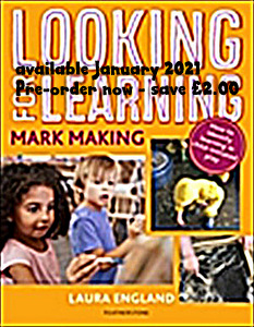 Looking for Learning: Mark Making - AVAILABLE JAN 2021 - PRE-ORDER NOW - SAVE £2.00