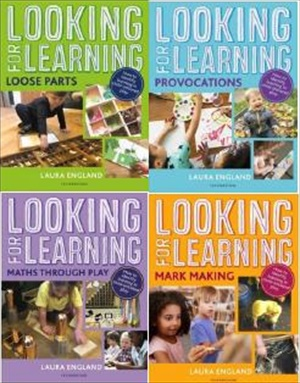 LOOKING FOR LEARNING - 4 BOOK PACK